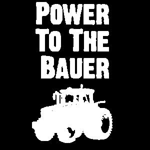 Power to the Bauer - Design für Landwirte