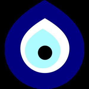 Nazar Boncuk - Blaues Auge