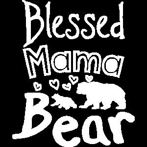 Selige Mama Bär