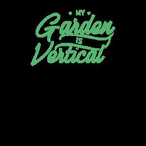 Mein Garten ist vertikal