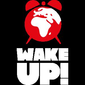 Wake Up! Fridays for Future!