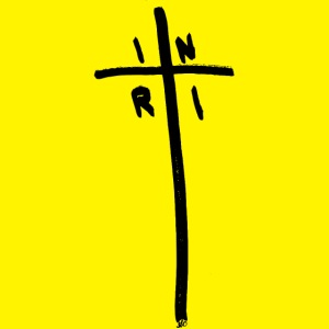 Cross - INRI (Jesus of Nazareth King of Jews)