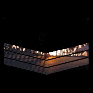 Skater Sonnenuntergang Skizze skaten