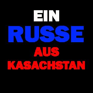 Ein Russe aus Kasachstan