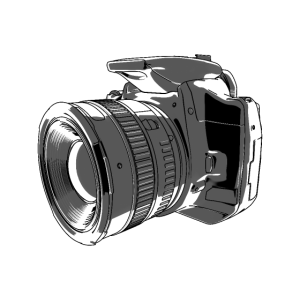 Fotograf Pro Kamera Fotografie illustration