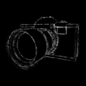 Fotograf Kamera Kreide Zeichnung Fotografie