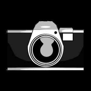 Einfache Kamera illustration