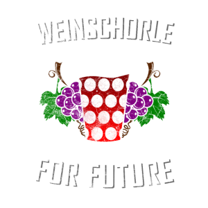 Weinschorle For Future lustiges Friday for Future
