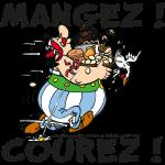 Asterix & Obelix - Mangez! Courez!