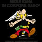 Asterix - Mens Sana in Corpore Sano Fr