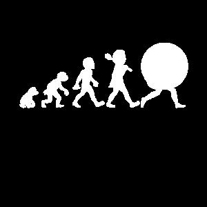 Bubbleball - Evolution Shirt - Bubble Ball