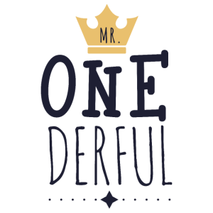 Mr. One - 1. Geburtstag