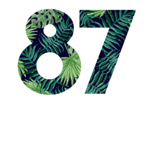 Jahrgang 1987 87 80er 1980er Nummer Zahl Dschungel