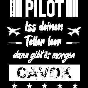 Piloten wollen CAVOK