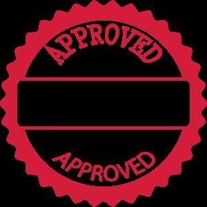 Approved best studerende