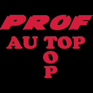 Prof au top