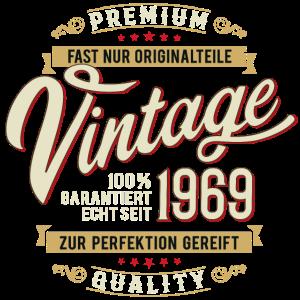 50 Geburtstag Vintage 1969 50 Jahre Geschenk