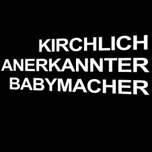 JGA Gruppenshirt für den Bräutigam Babymacher