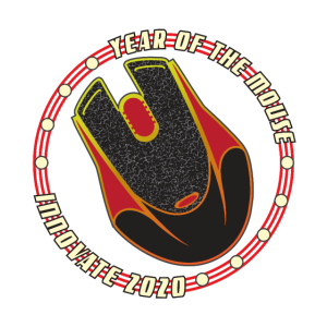 Year of the Mouse 2020 Computermaus RGB Innovation