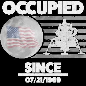 Mondlandung 1969 Apollo 11 Geschenk Astronom