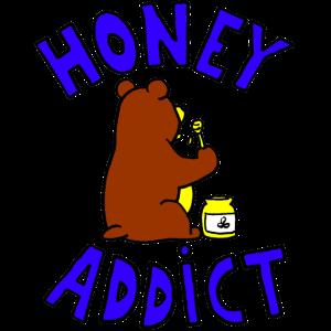 Honig Honeypot Bär T-Shirt
