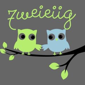 """Button """"Zwillinge"""" zweieiig, Pärchen"""