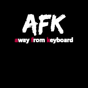 Away From Keyboard Gamer PC computer zocken