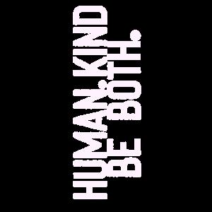 menschlich sein