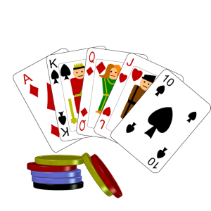 Poker Kartenspiel