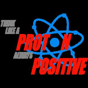Proton Positiv Wissenschaft Physik
