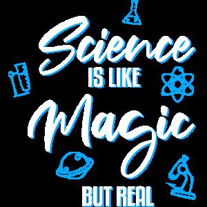 Wissenschaft ist wie Magie