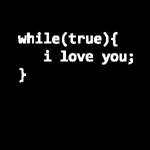 Informatiker Liebe Programmierer Nerd Valentinstag