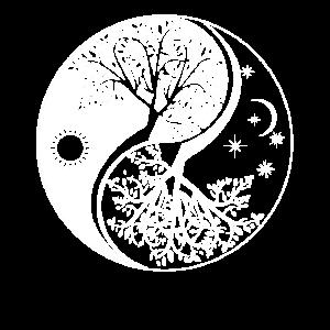 Yggdrasil Wikinger Baum Walhalla Wotan Thor Odhin