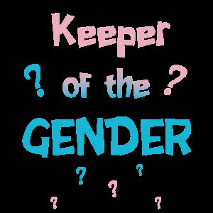 Keeper Of The Gender Design Für Werdende Eltern