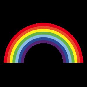 Regenbogen / Rainbow (7er)