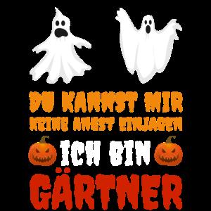 Gärtner Halloween Kostüm Outfit Geschenk