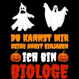Biologe Halloween Outfit Kostüm