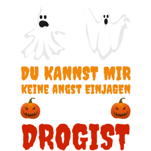 Drogist Halloween Outfit Kostüm