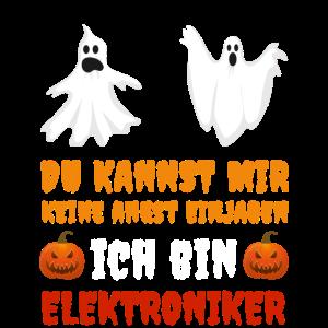 Elektroniker Halloween Outfit Kostüm