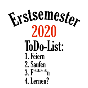 Erstsemester 2020