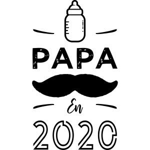 Papa en 2020