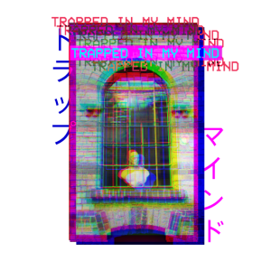 Trapped In My Mind Sad Vaporwave Aesthetic