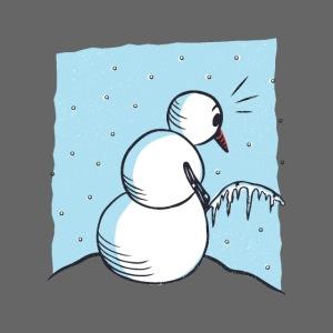 SnowmanPeeing