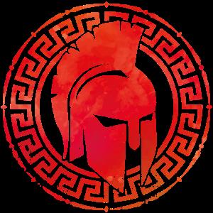 spartaner helm rot