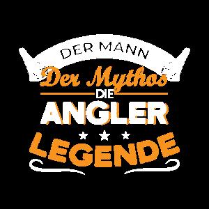 Der Mann der Mythos Die Angler Legende Angel