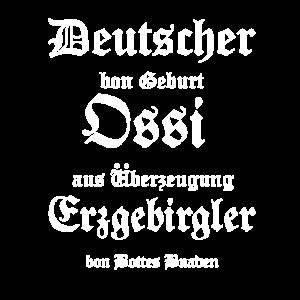 Deutscher Erzgebirgler Aue