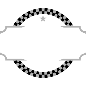 Rahmen Textdeco Rallye (DDP)