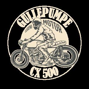 Güllepumpe CX500 Legend Motor