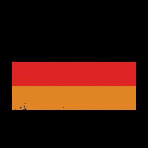 Deutschland Fahne Grunge
