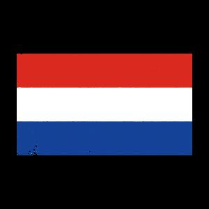 Niederlande Fahne Grunge